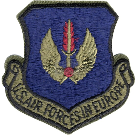 USAFE, united states air forces in europe