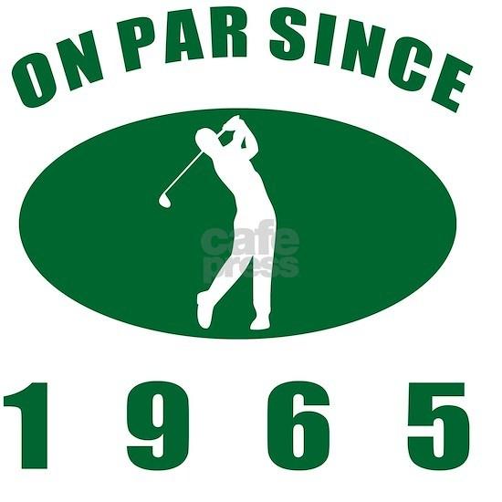 1965 Golfer's Birthday