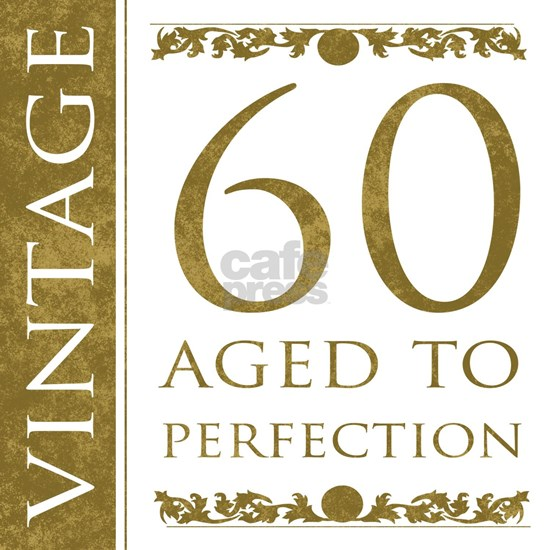 Fancy Vintage 60th Birthday