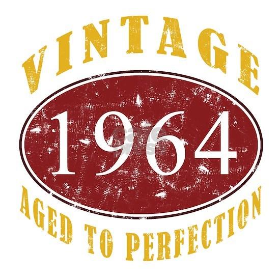 1964 Vintage (Red)