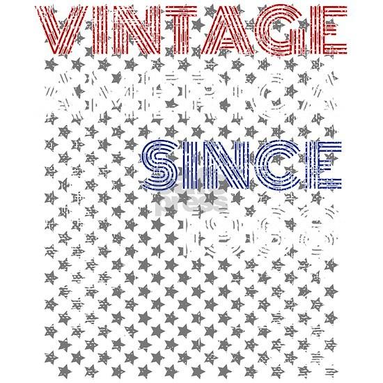 50th Birthday Born in 1968 Vintage America