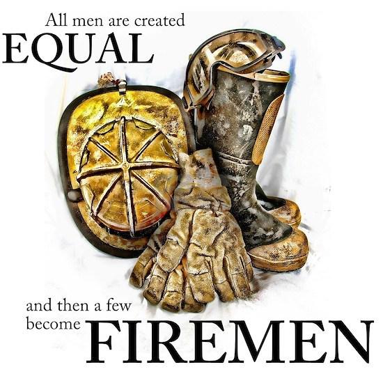A Few Become Firemen