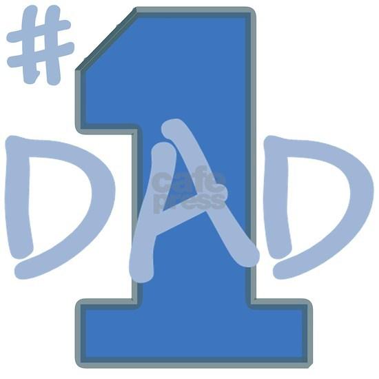 # 1 Dad (blue)