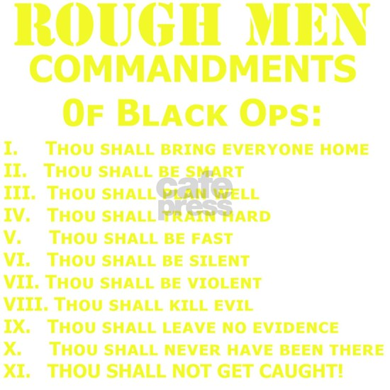 Art_Black Ops Commandments_yellow