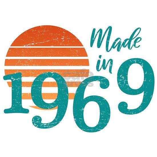 Made In 1969 Vintage