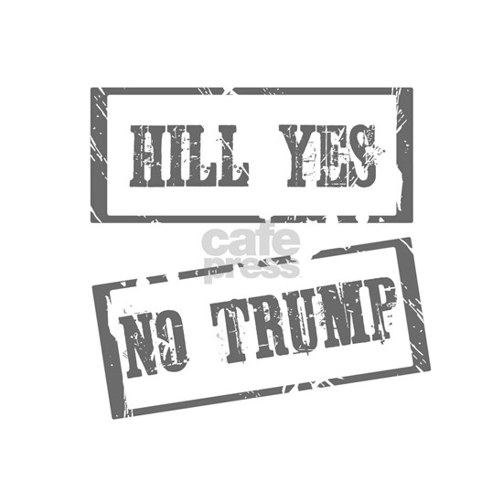 Hill Yes No Trump