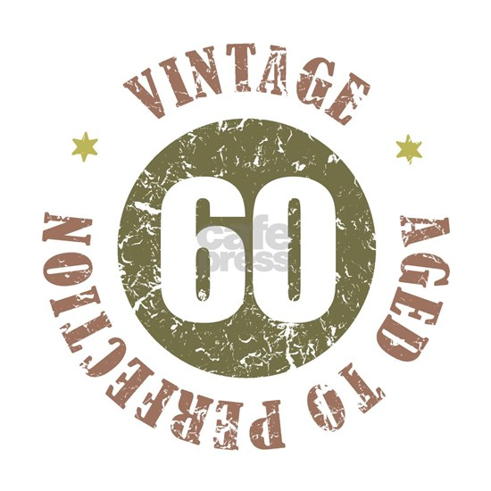 60th Vintage birthday