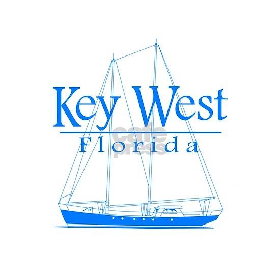 Key West Sailing Blue