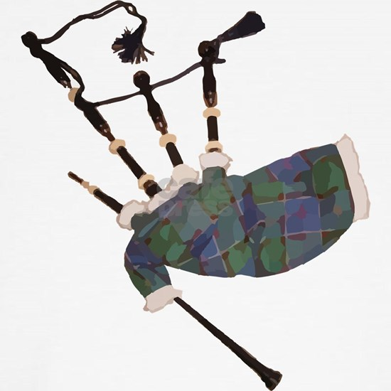 tartan plaid scottish bagpipes