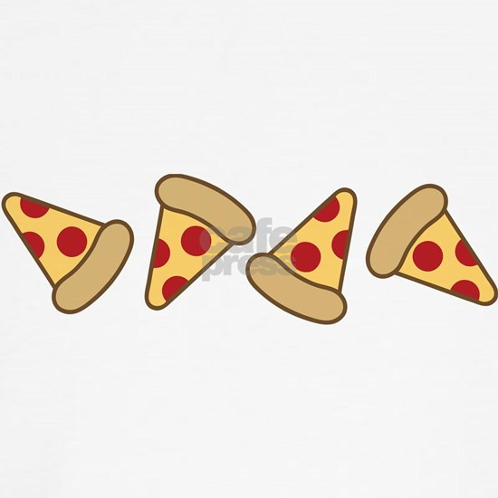 Cute Pizza Slice