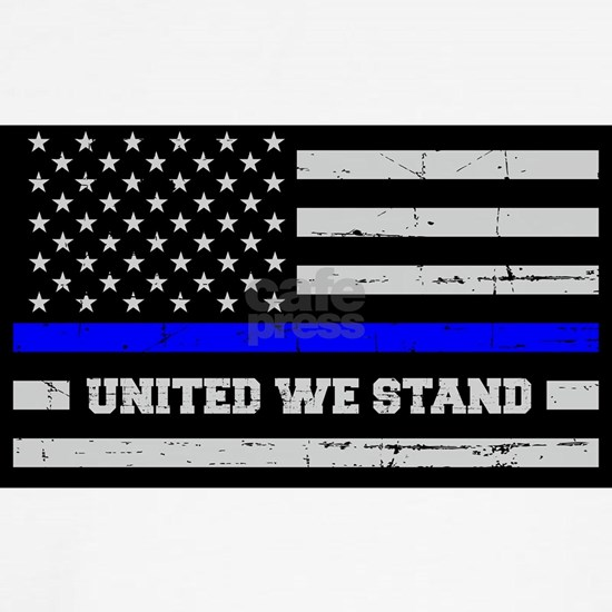 Thin Blue Line  - Blue Lives Matter