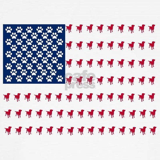 USA Dog Flag