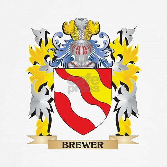 Brewer Coat of Arms - Family Crest