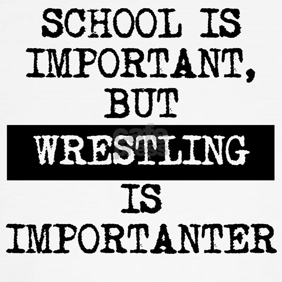 Wrestling Is Importanter
