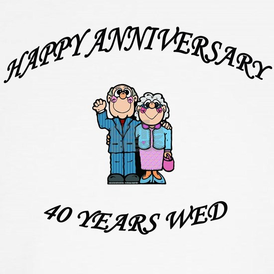 HAPPY ANNIVERSARY 40 copy