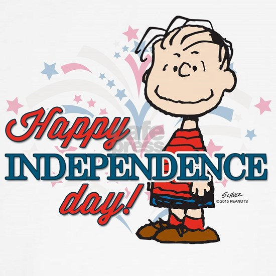 Linus - Happy Independence Day