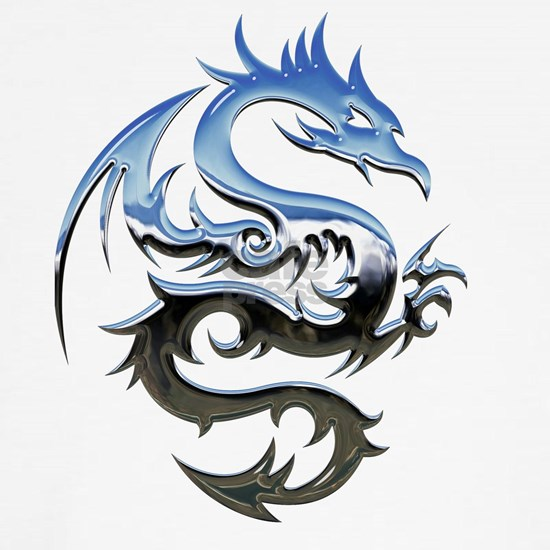 Dragon triabal design
