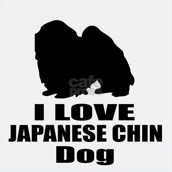 I Love Japanese Chin Dog