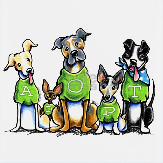 Adopt Shelter Dogs