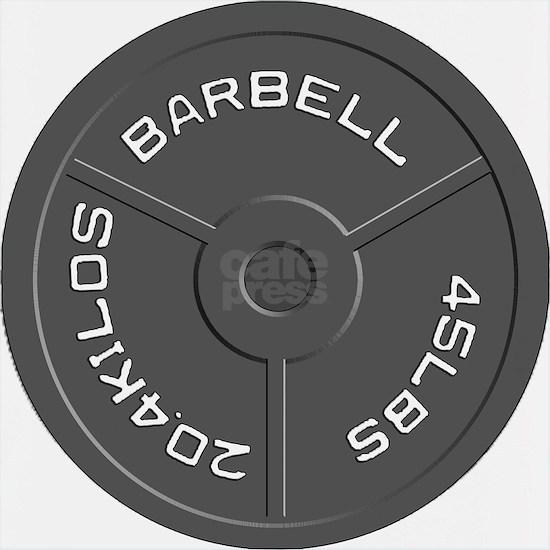 Clock Barbell45lb