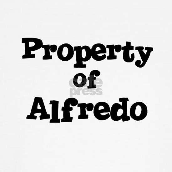 Property of Alfredo
