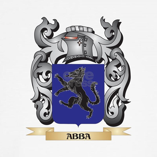 Abba Family Crest - Abba Coat of Arms