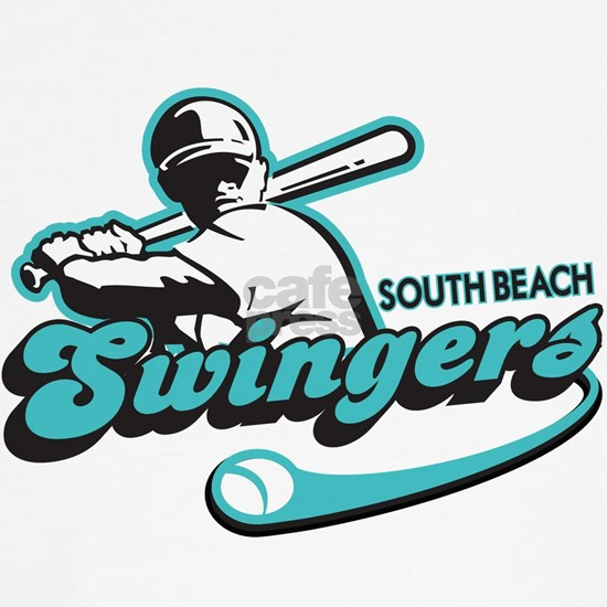 South Beach Swingers Kids T-Shirt South Beach Swingers T