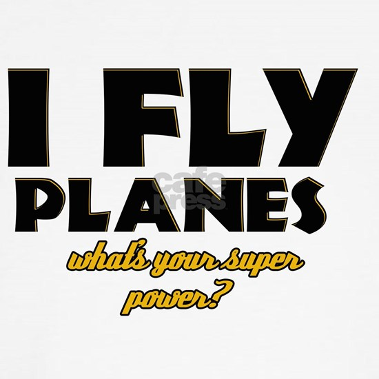 I Fly what's your super power