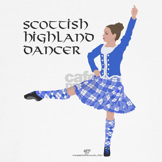 Scottish Highland Dancer