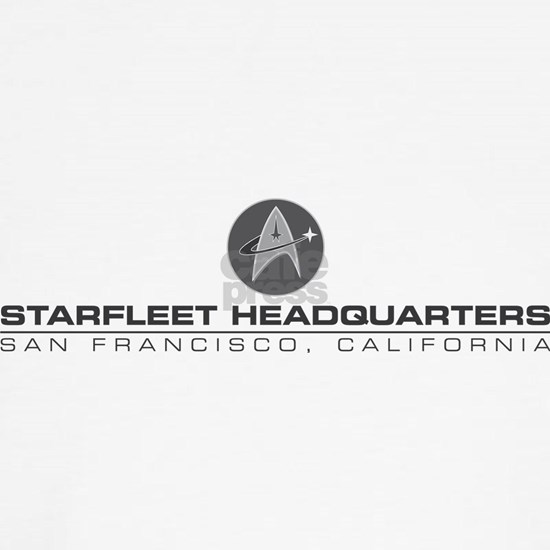 Starfleet Headquarters Promo Design