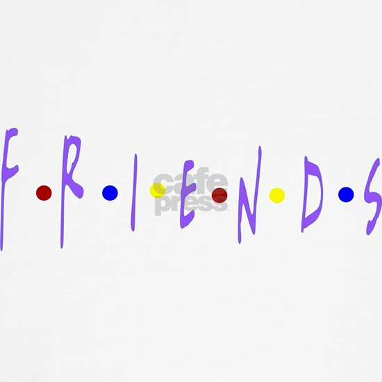 Friends TV Show Logo