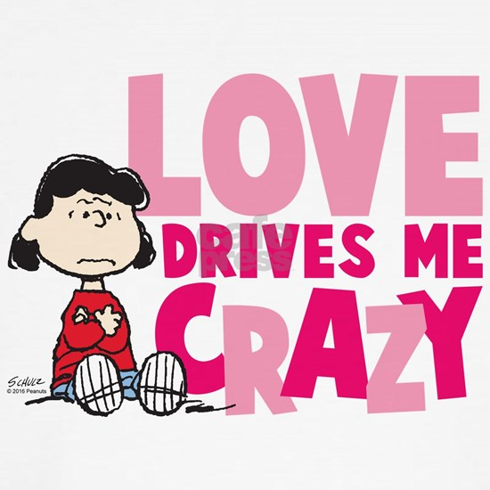 Lucy Love Drives Me Crazy