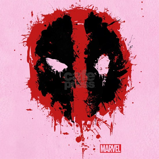 Deadpool Splatter Mask