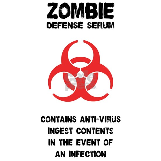 Zombie Defense Serum