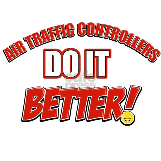 Air Traffic Controllers Do It Better