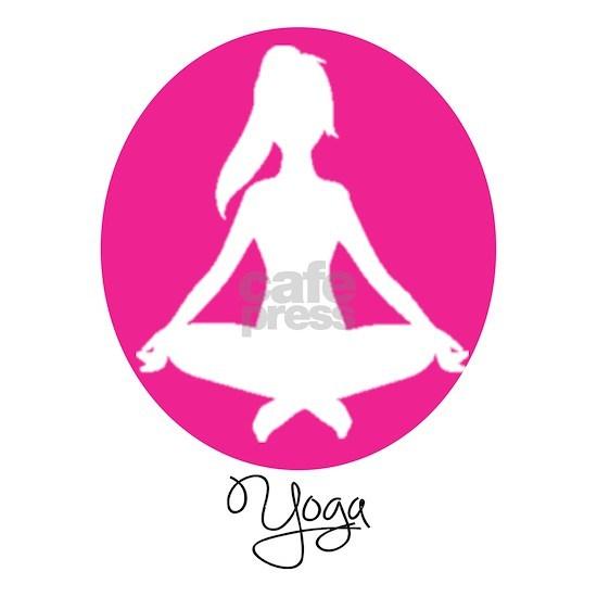 yoga 22 pink white