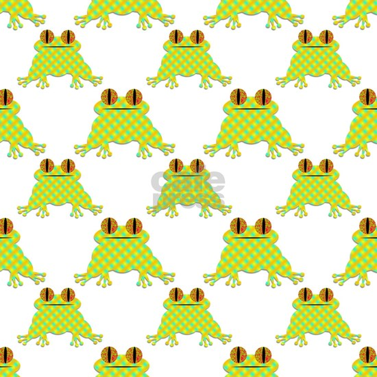 Cute Frog Pattern