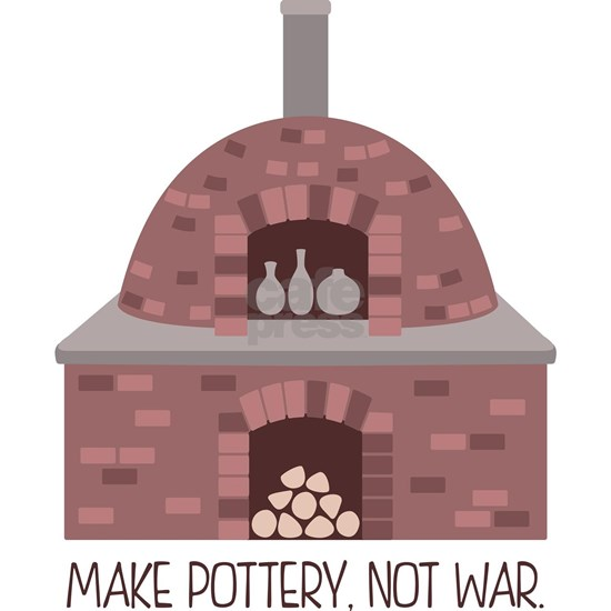 Pottery Kiln No War