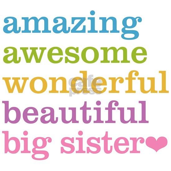 Big Sister - Amazing Fantastic