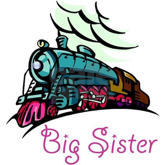 Big Sister Rolling Train