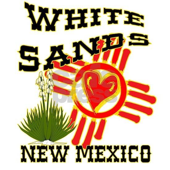 WHITE SANDS LOVE