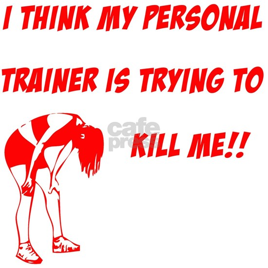 trainer is trying to kill me