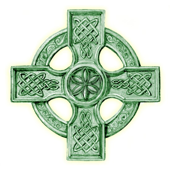 2-celtic cross equal arms