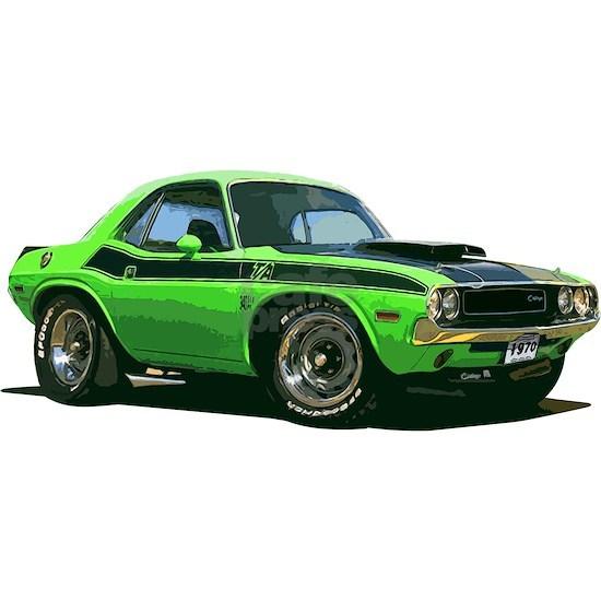 BabyAmericanMuscleCar_70CHLGR_green