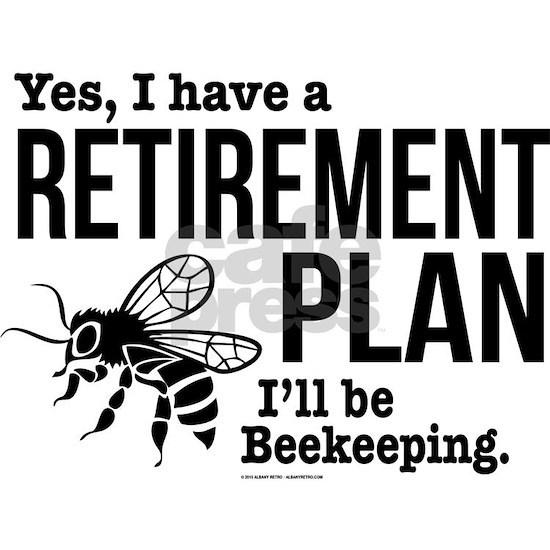 Beekeeping Retirement