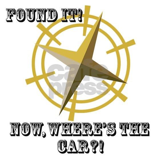 Wheres The Car?!
