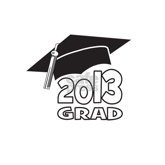 2013 Grad Hat