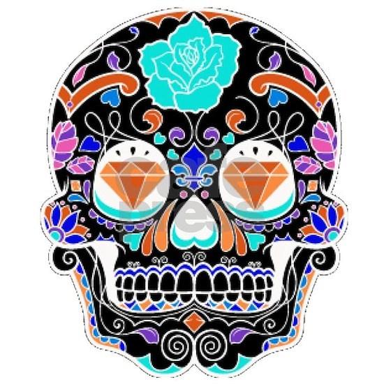 Dark Sugar Skull