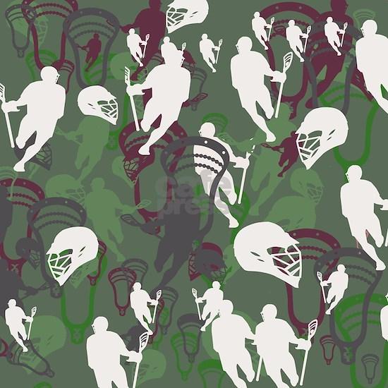 Lacrosse Camo Green 20XX