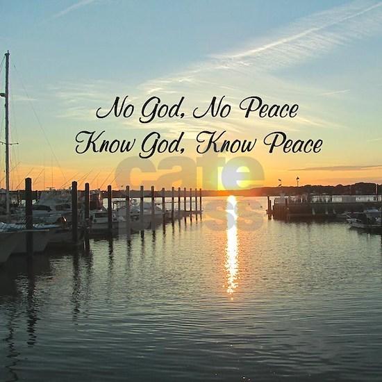 GOD IS PEACE
